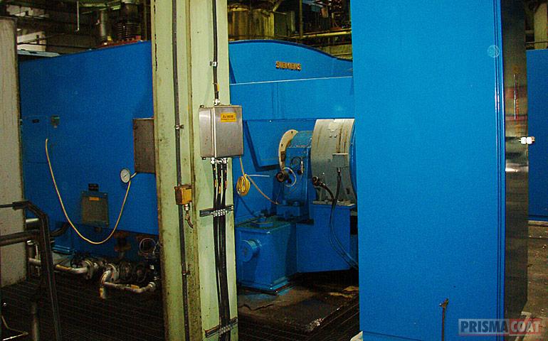 Remise à neuf d'équipement d'usine